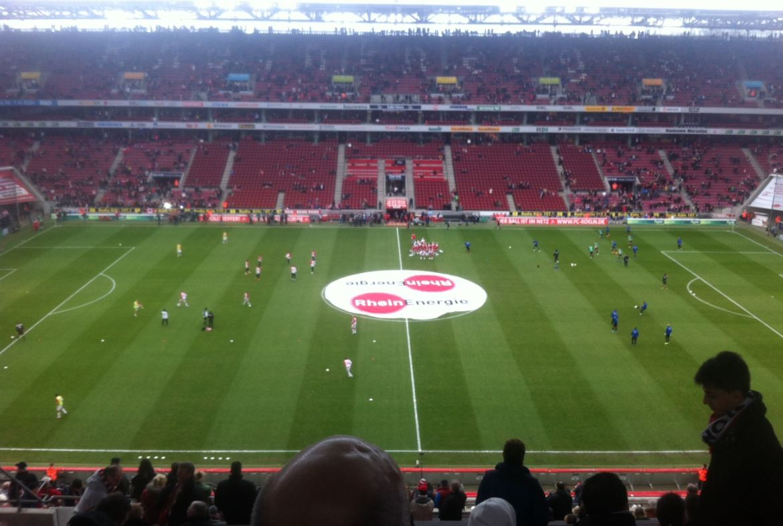 Stadionblick